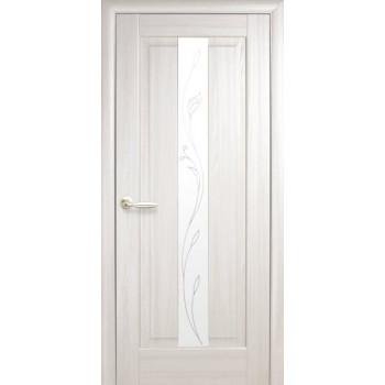 Двери Новый Стиль Премьера+Р2 ясень