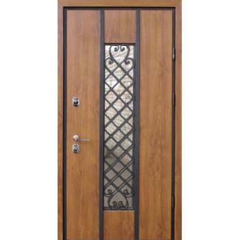 Двери STRAJ PROOF Классе Терморазрыв на полотне и коробке