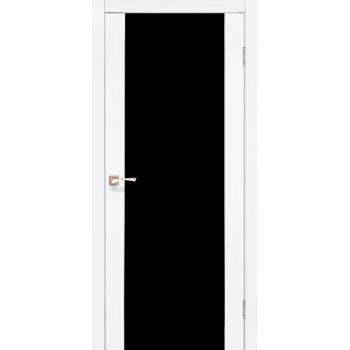 Межкомнатные двери KORFAD SANREMO SR-01 ясень белый