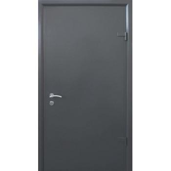 Двери Страж Techno-door графит