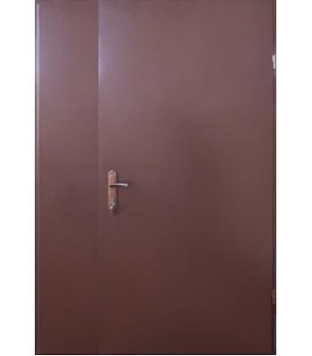 Входные двери Форт  Метал/Метал ТЕХНИЧЕСКАЯ 1200*2050