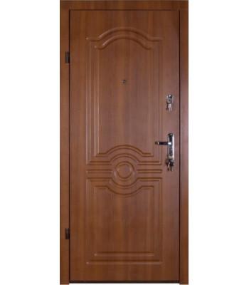 Входные двери Форт Эконом+притвор Лондон золотой дуб КВАРТИРА