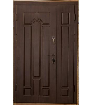 Входные двери Форт Трио Классик 1200*2050 УЛИЦА
