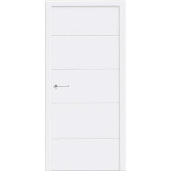 Двери Rio Стайл-4 белая эмаль глухое