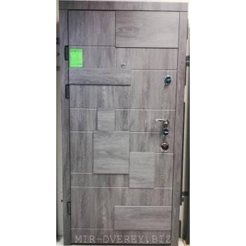 Двери МAGDA (Магда)  Элит Т-13 модель 601 Пирамис 3D