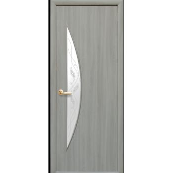 Двери Новый Стиль Луна экошпон