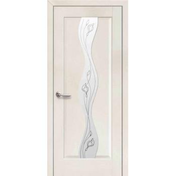 Двери Новый Стиль Волна патина+Р2
