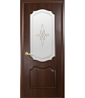 Двери Новый Стиль Рока стекло Р1