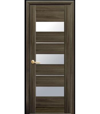Двери Новый Стиль Лилу экошпон кедр