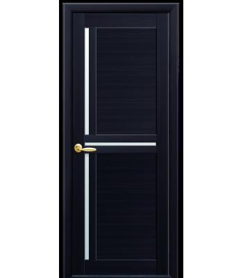Двери Новый Стиль Тринити экошпон Венге