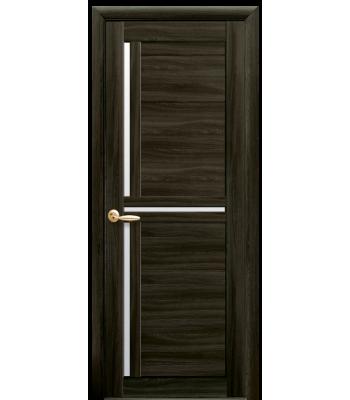 Двери Новый Стиль Тринити экошпон Кедр
