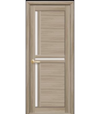 Двери Новый Стиль Тринити экошпон Сандал