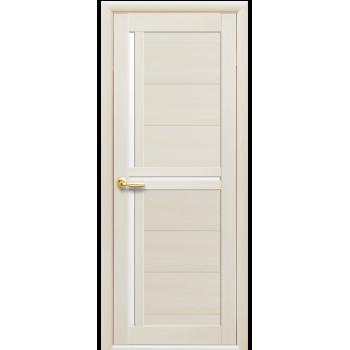 Двери Новый Стиль Тринити экошпон дуб жемчужный