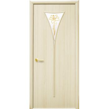 Двери Новый Стиль Бора Р экошпон