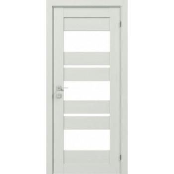 Двери Новый Стиль Лилу  экошпон бьянка