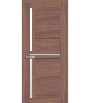 Двери Новый Стиль Тринити экошпон орех
