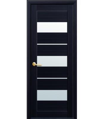 Двери Новый Стиль Лилу экошпон венге 3D