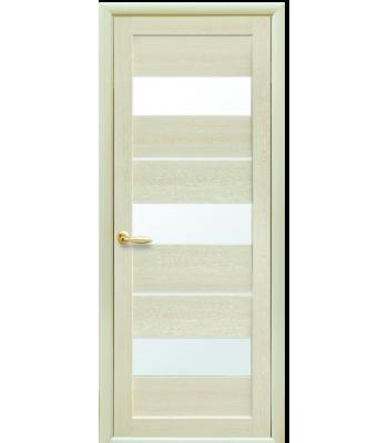 Двери Новый Стиль Лилу экошпон дуб жемчужный