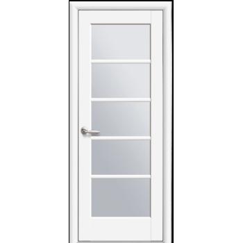 Двери Новый Стиль Муза белый мат