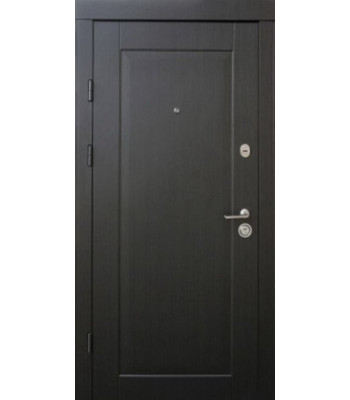 Двери Qdoors Премиум ПРОВАНС венге-белый мат ДВУХЦВЕТНЫЙ КОРОБ