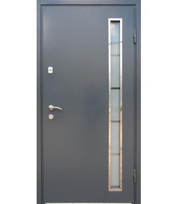 Двери входные REDFORT Оптима плюс Металл/Мдф  антрацит