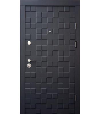 Двери Qdoors УЛЬТРА Онтарио софт темный/белый софт
