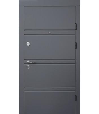 Двери Qdoors УЛЬТРА Грация елегант серый/ванильный