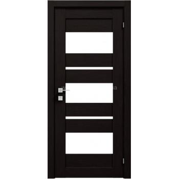 Двери Rodos Modern Polo со стеклом венге