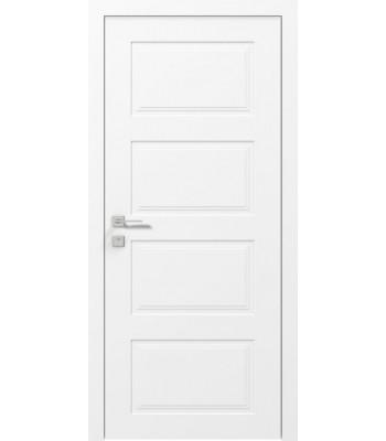 Двери Rodos  Cortes Dolce Родос белая эмаль глухое