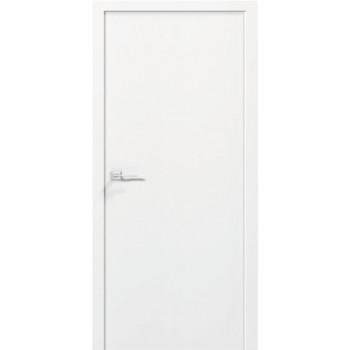 Двери Rodos CORTES PRIMA белая эмаль глухое