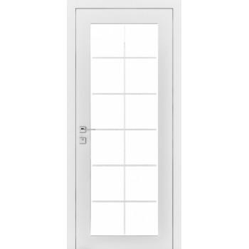 Двери Rodos Loft Porto белый мат