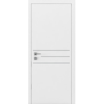 Двери Rodos Cortes Prima 3G Родос белая эмаль
