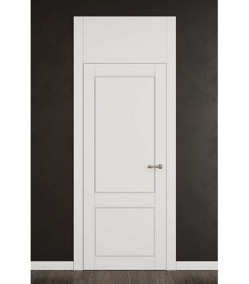 Двери межкомнатные Омега Панель наличник №2