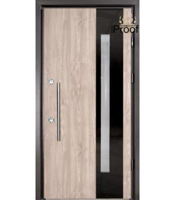 Двери Страж Пруф Estra + Ручка DMD 600