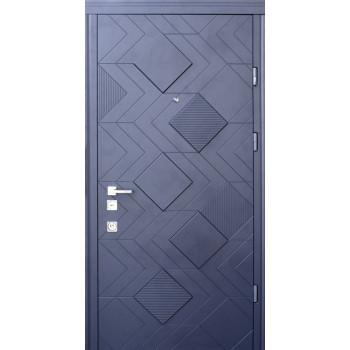 Двери STANDART + Андора 3D антрацит SALE