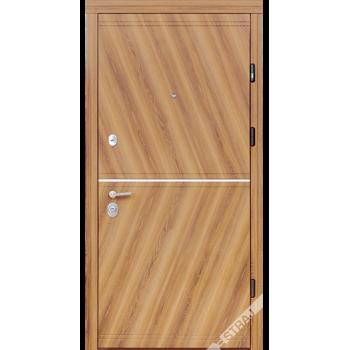 Двери Страж Стандарт Мела орех