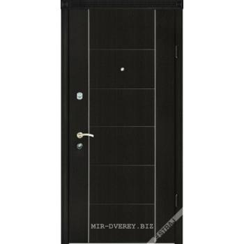 Двери STRAJ Standard Параллель венге темный
