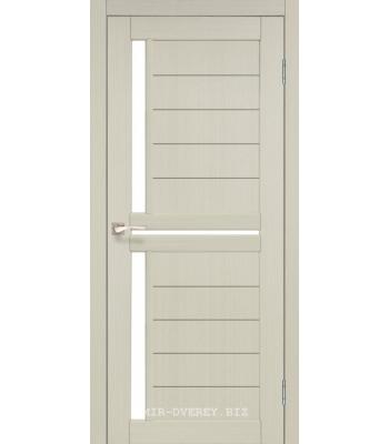 Межкомнатные двери KORFAD SCALEA SC-04 беленый дуб сатин