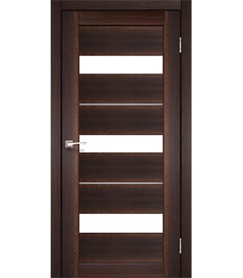 Межкомнатные двери KORFAD Porto Deluxe PD-12 орех