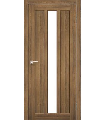 Межкомнатные двери KORFAD NAPOLI NP-03 дуб браш