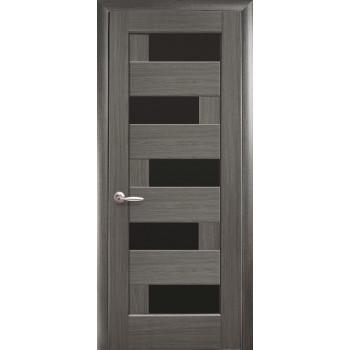 Двери Новый Стиль Пиана грей