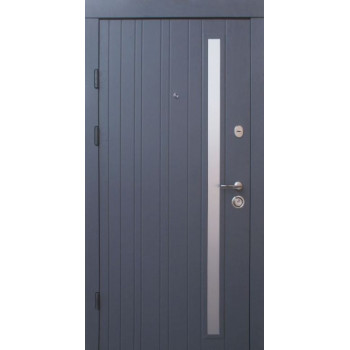 Двери Qdoors Премиум Браш-Al