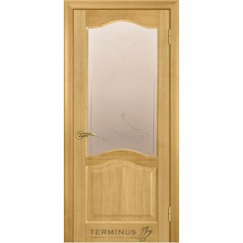 Межкомнатные двери Терминус модель 03 дуб светлый