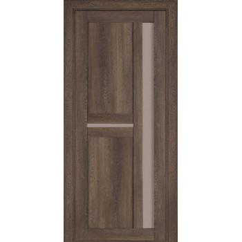 Межкомнатная дверь Терминус Nanoflex модель 106 фундук
