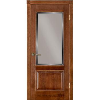Межкомнатные двери Терминус модель 03 дуб браун