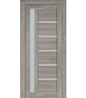 Межкомнатная дверь Терминус Nanoflex модель 108 эскимо