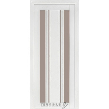 Межкомнатная дверь Терминус Fashion Лондон патина