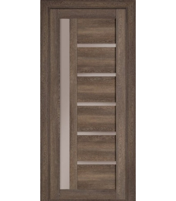 Межкомнатная дверь Терминус Nanoflex модель 108 фундук