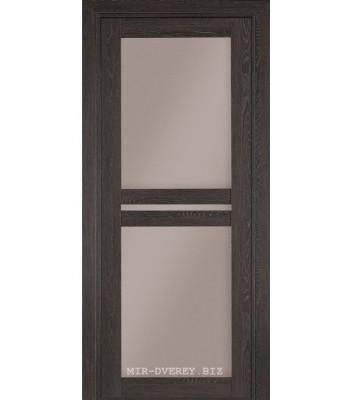 Межкомнатная дверь Терминус Nanoflex модель 104 стекло