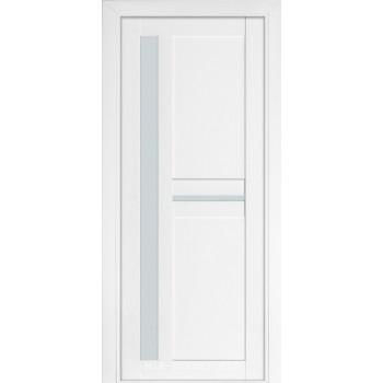 Межкомнатная дверь Терминус Nanoflex модель 106 белый мат
